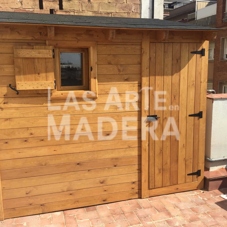 Casetas de exterior 33112 muebles ideas - Caseta madera exterior ...