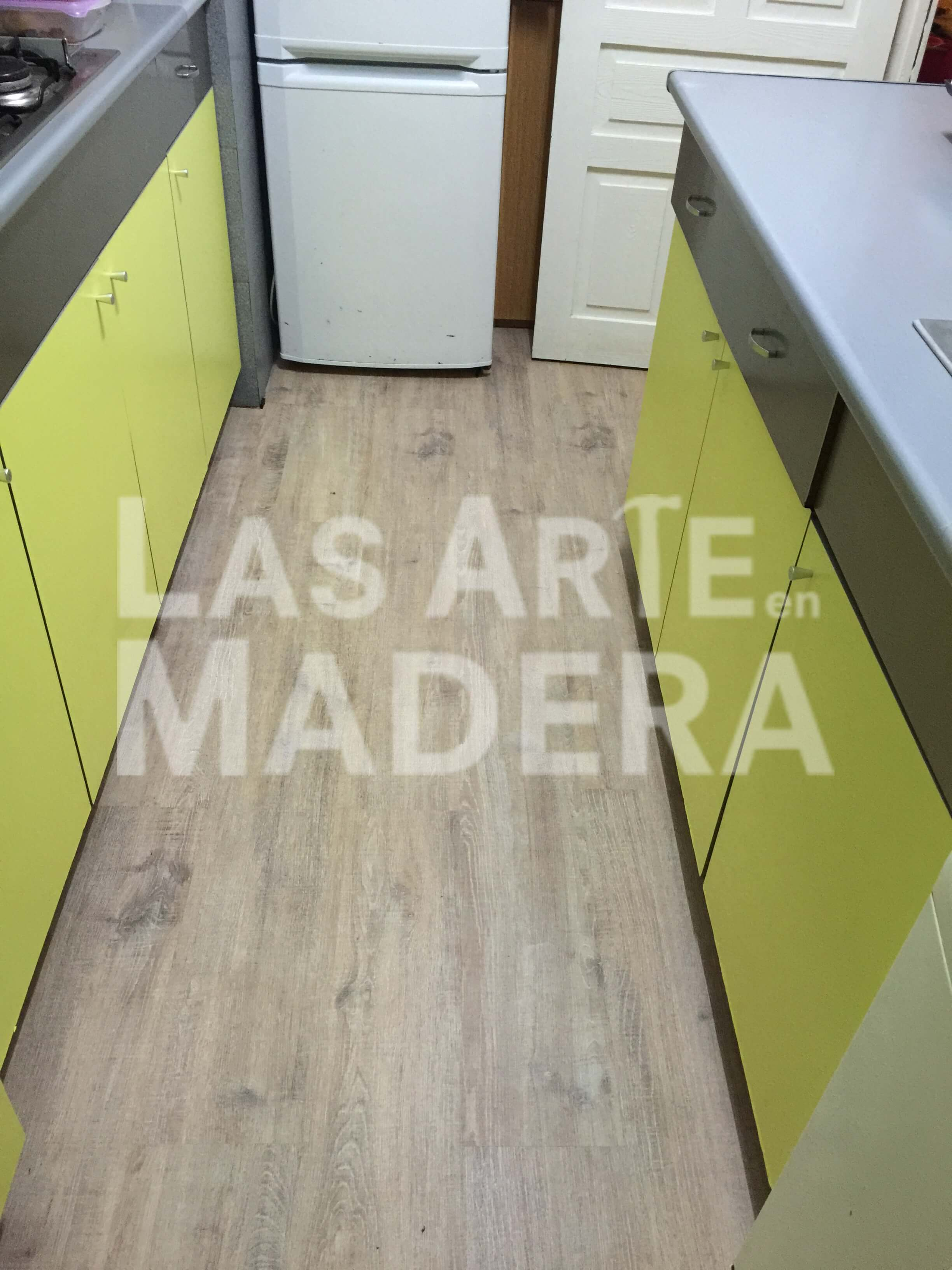Muebles de cocina de madera modernos free with muebles de for Muebles de cocina de madera modernos