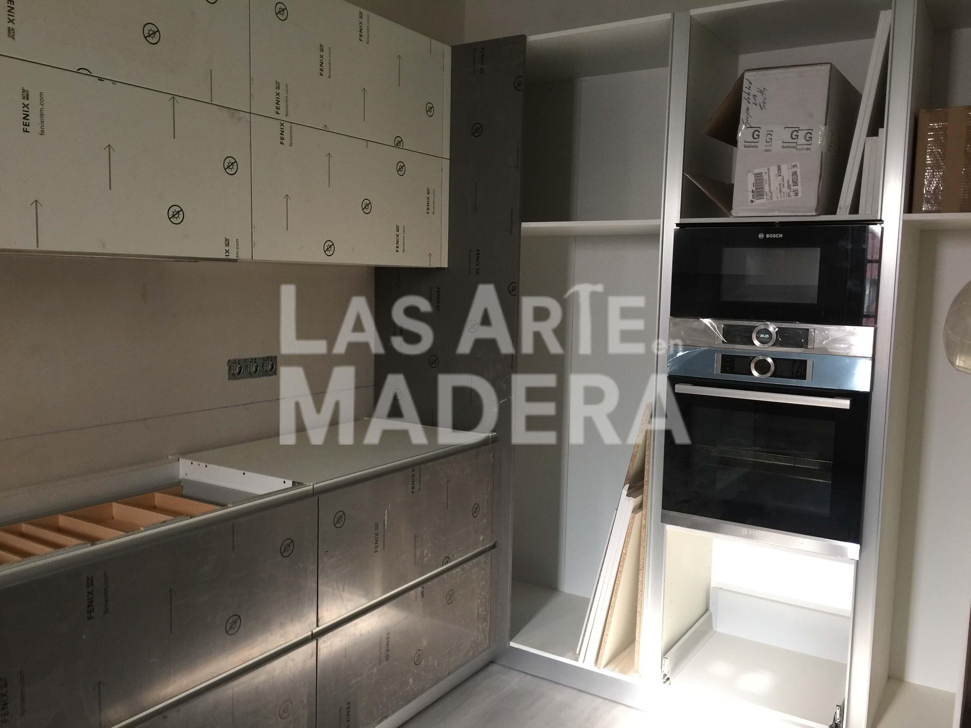 Muebles De Cocina De Madera Elegantes Y Modernos # Muebles De Cocina De Madera